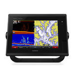 Garmin GPSMAP 7410xsv CHIRP Trailerboat Package