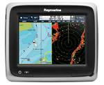 A65 Raymarine with Gold Chart